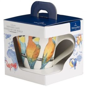 Фото: Бокал Villeroy&Boch Animals of the World, пчелоед