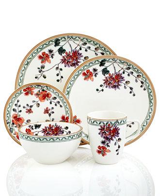 Фото: фарфоровая посуда